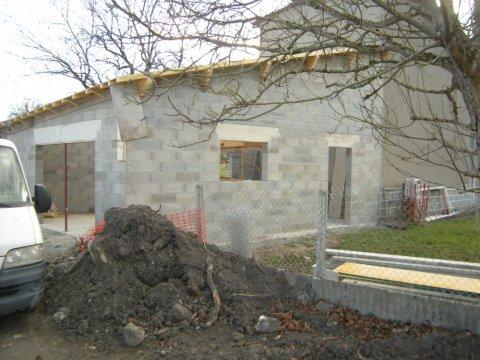Entreprise spécialisée dans la réalisation de travaux de maçonnerie Clermont-Ferrand
